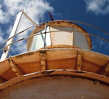 A lighthouse perspective, Cooktown by Alex Bonner