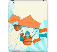 Pop Up Tent Balloons iPad Case/Skin