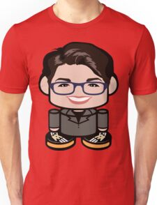 Rachel Maddow Politico'bot Toy Robot 1.0 Unisex T-Shirt