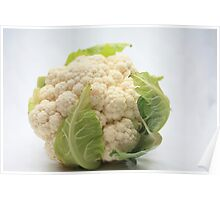 Never underestimate the power of a cauliflower, part I Poster