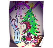 One killer Christmas Poster