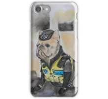 Happy Valley Dog Detective iPhone Case/Skin