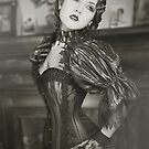 30s Glam by phantomorchid
