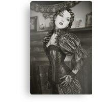 30s Glam Canvas Print