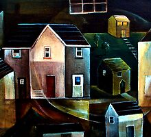 Housing Bubble by Victoria Stanway