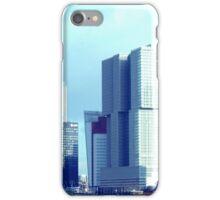 Erasmusbrug and Rotterdam Skyline iPhone Case/Skin