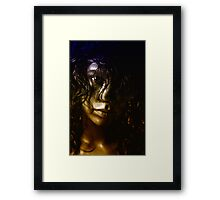 Do You Love Me Framed Print