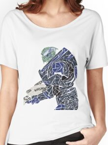 Garrus Women's Relaxed Fit T-Shirt