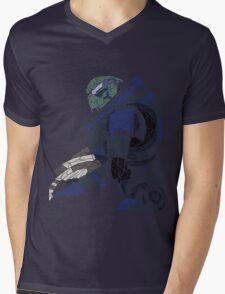 Garrus Mens V-Neck T-Shirt