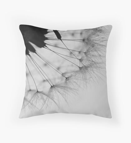 Delicate Imperfection Throw Pillow