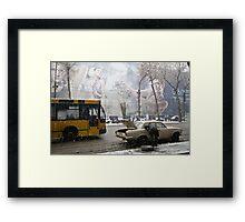 Tbilisi, Georgia Framed Print