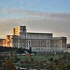 The Palace of the Parliament - Bucharest - Romania by adrisimari