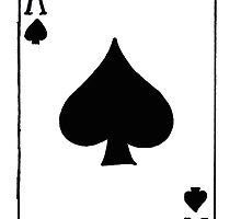 Ace of Spades by mahoke