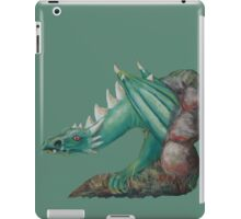 Forest Dragon (with background removed) iPad Case/Skin