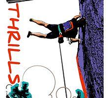 Steep Thrills Climbing 1 by DaleCody