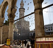 Damascus, Syria by Christopher Herwig