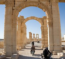 Palmyra, Syria by Christopher Herwig