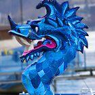 Dragon boat by Frederic Chastagnol