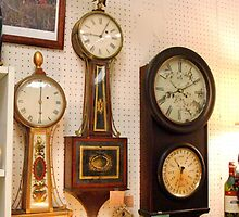 Old Wall Clocks  ^ by ctheworld