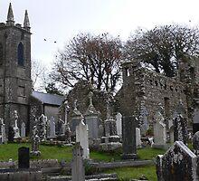 St. Mullins,Church,Monastic Site[Please View Larger] by Pat Duggan