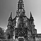 Església de les Saleses by Roddy Atkinson