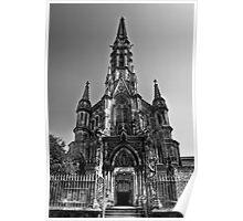 Església de les Saleses Poster