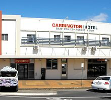 Carrington Hotel - Atherton, Queensland by Forto