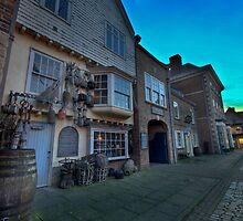 The Courtyard  by WhartonWizard