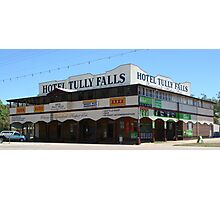 Hotel Tully Falls - Ravenshoe, Queensland Photographic Print