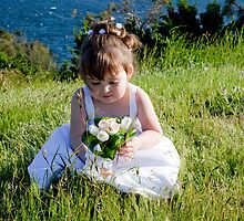 Flowergirl by Kathleen Hill