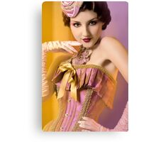 30s Glam IV Canvas Print