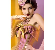 30s Glam IV Photographic Print