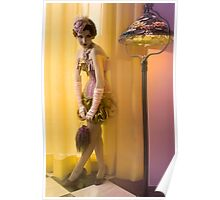 30s Glam V Poster