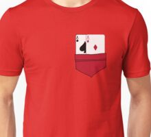 Pocket Aces Unisex T-Shirt