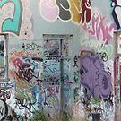 Graffiti 3 by Steven Carpinter