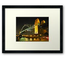 The Road to Oz Framed Print