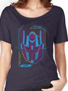 Optimus Women's Relaxed Fit T-Shirt