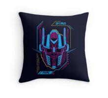 Optimus Throw Pillow