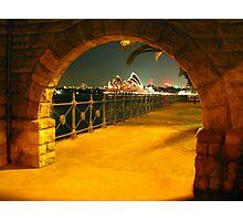 Gateway to Oz Photographic Print