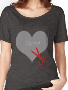 Save your scissors... Women's Relaxed Fit T-Shirt
