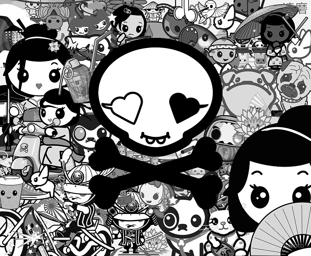 mikoto's Black & White by mikoto