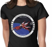 Ragnarok launch crew Womens Fitted T-Shirt