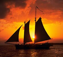 Schooner by Kent DuFault