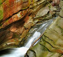 Water Chute by Aaron Campbell
