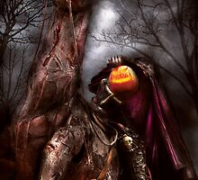 The Headless Horseman by Mike  Savad