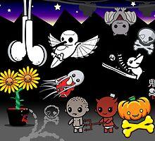mikoto's Halloween by mikoto