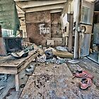 Salton City Abandoned Home by toby snelgrove  IPA