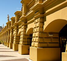 golden archs by Sebastian Warnes