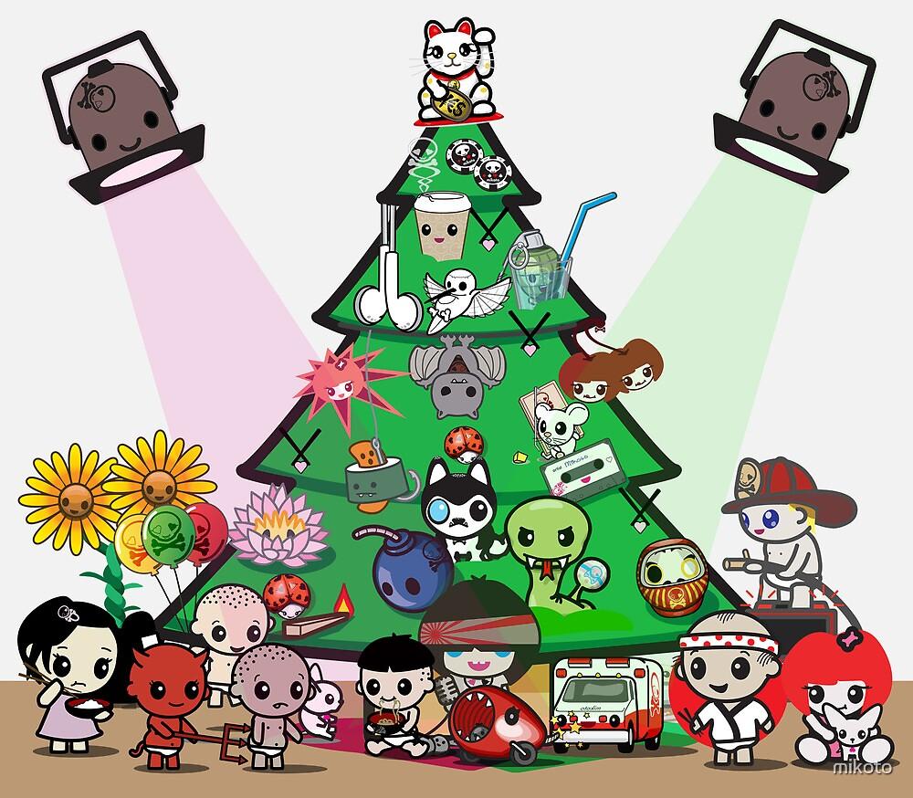 mikoto's Christmas by mikoto