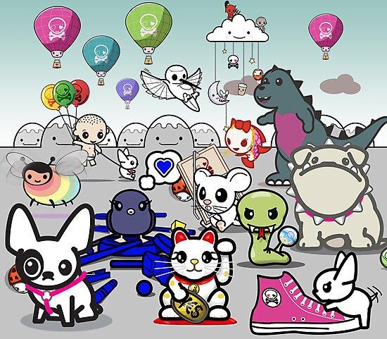 mikoto's Zoo by mikoto